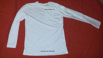 WEAR-THAT IceTherapy Left Hander Shirt Size Med.